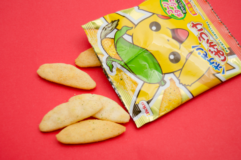 Japan Rice Crakers