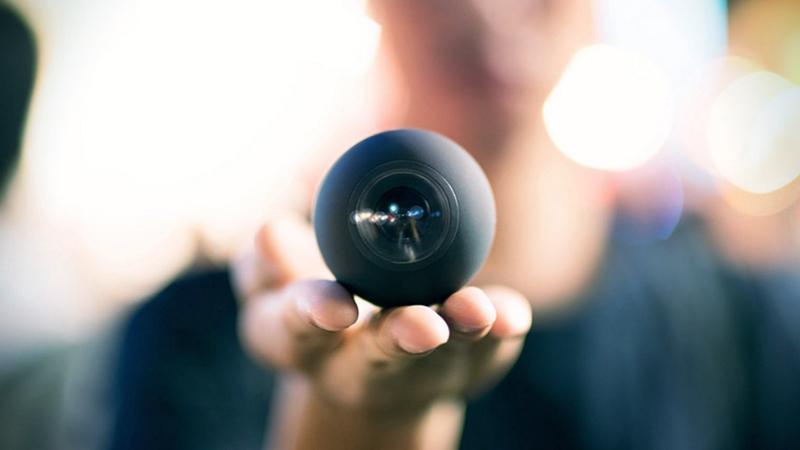 kamera 360 - technologie 2017
