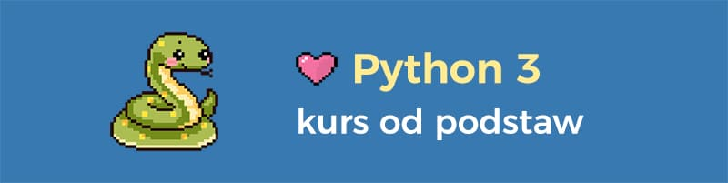 Python kurs od podstaw
