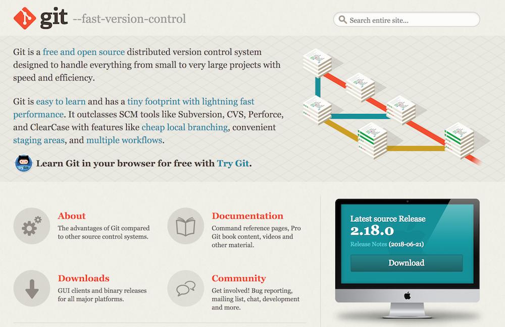 system kontroli wersji Git od podstaw