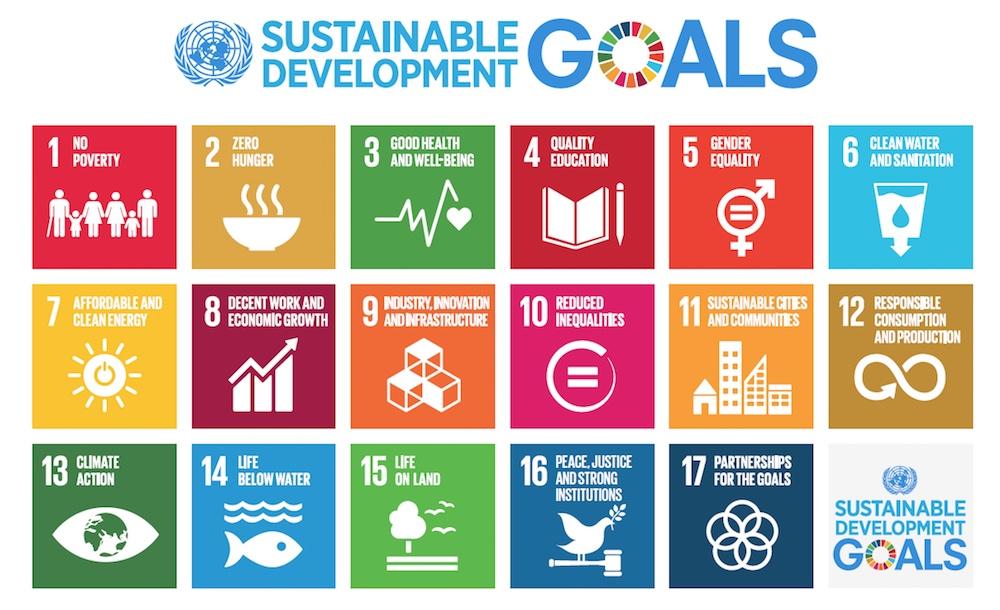 cele zrównoważonego rozwoju