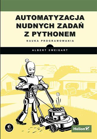 Automatyzacja nudnych zadan w Pythonie - recenzja
