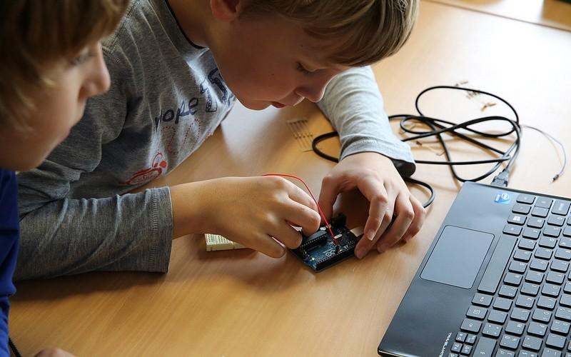 arduino programowanie dla dzieci