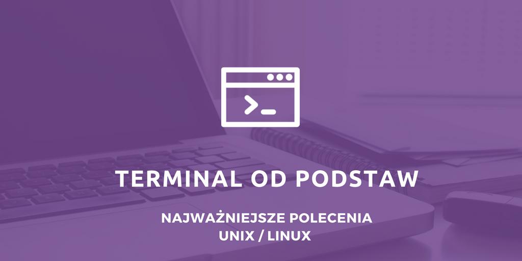 podstawowe komendy linux