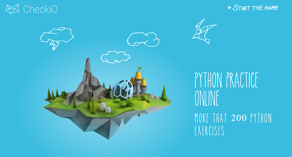 python zadania - gra online