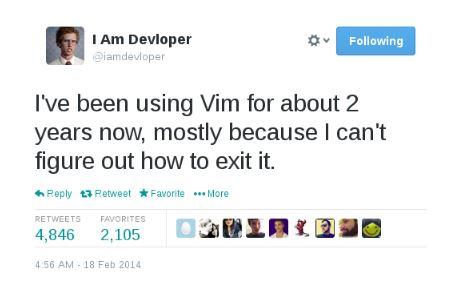 wyjście z vima - komendy linux