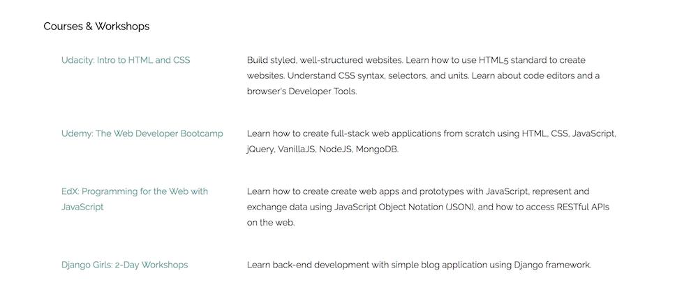CV HTML CSS od podstaw