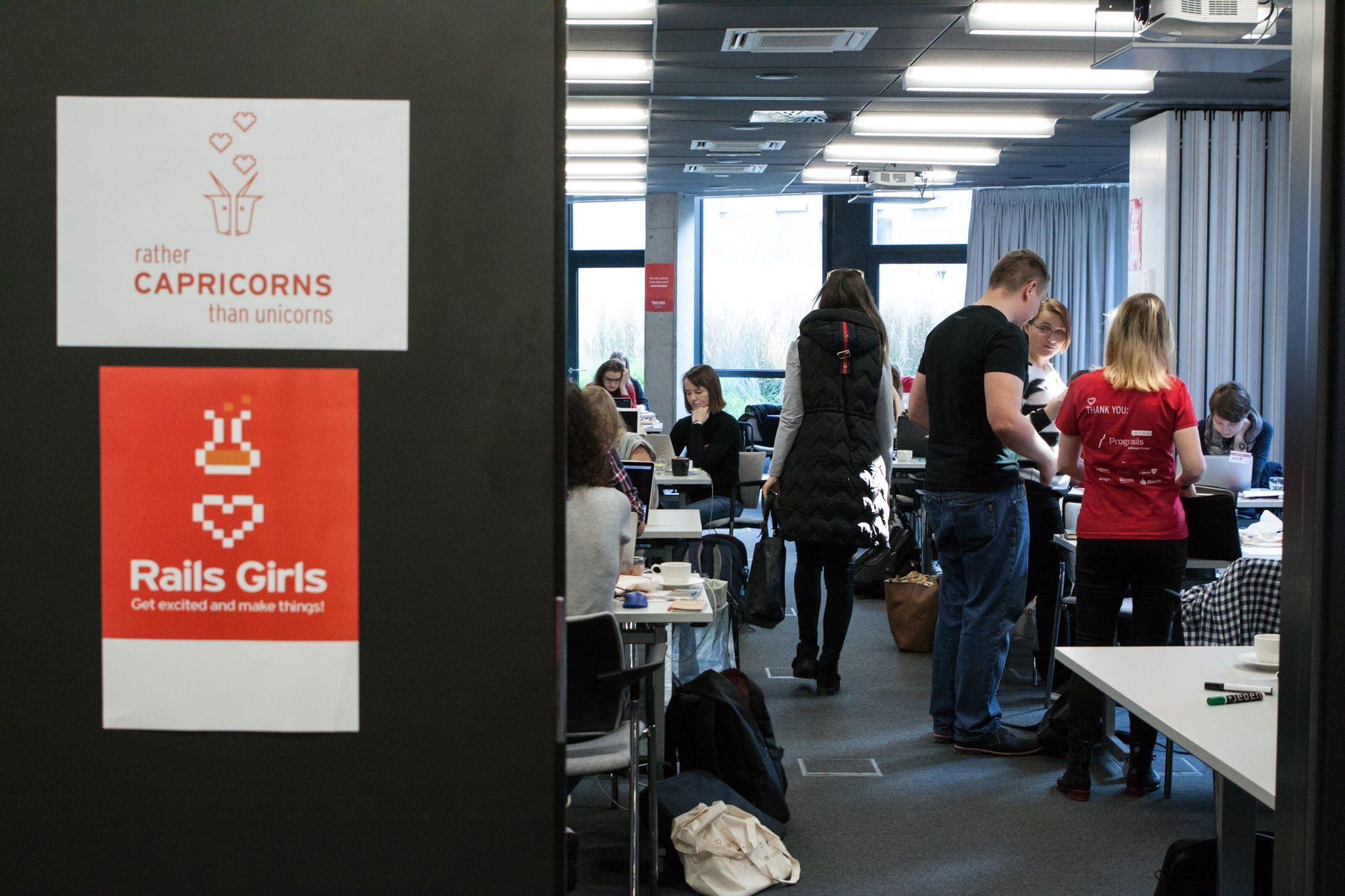 Rails Girls Poznan
