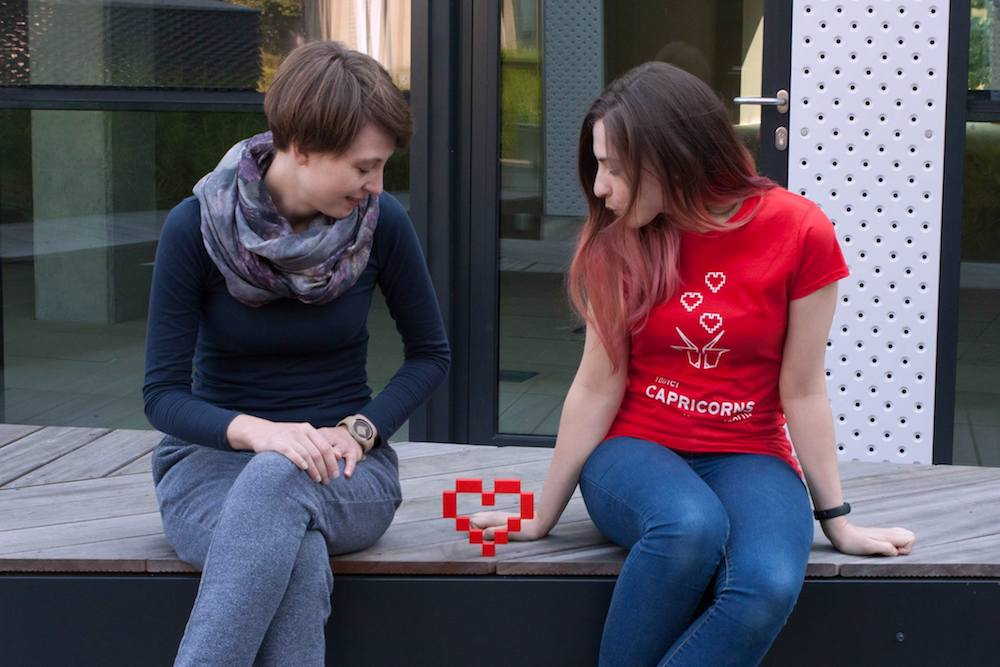 Rails Girls 2017 na dworze