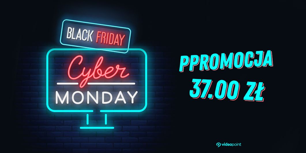 Videopoint zniżki na black friday