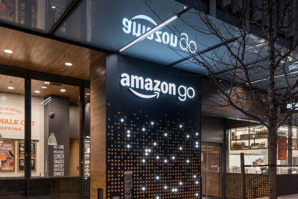 sklepy Amazon Go już otwarte