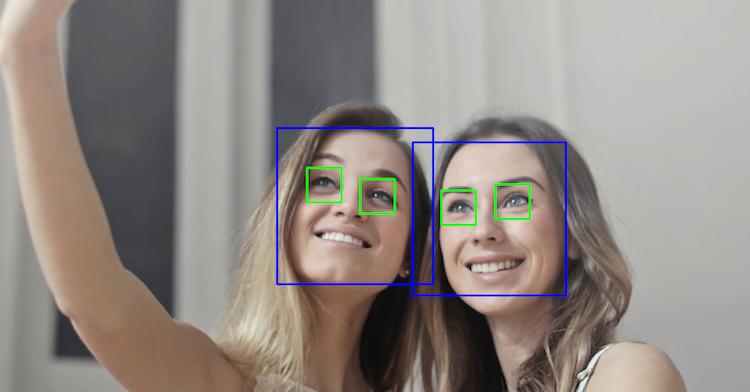 wykrywanie twarzy za pomocą Pythona i OpenCV