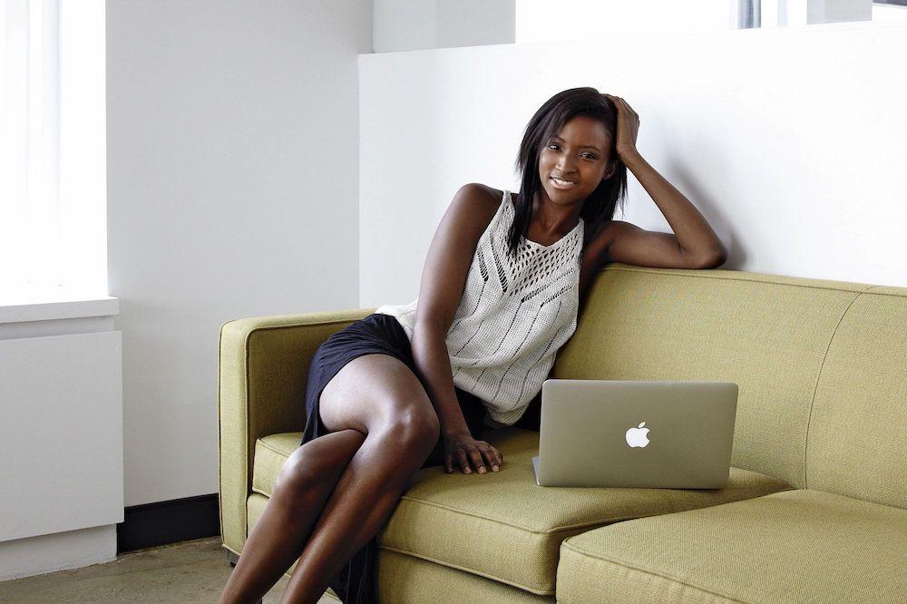 Lyndsey Scott modelka i programistka