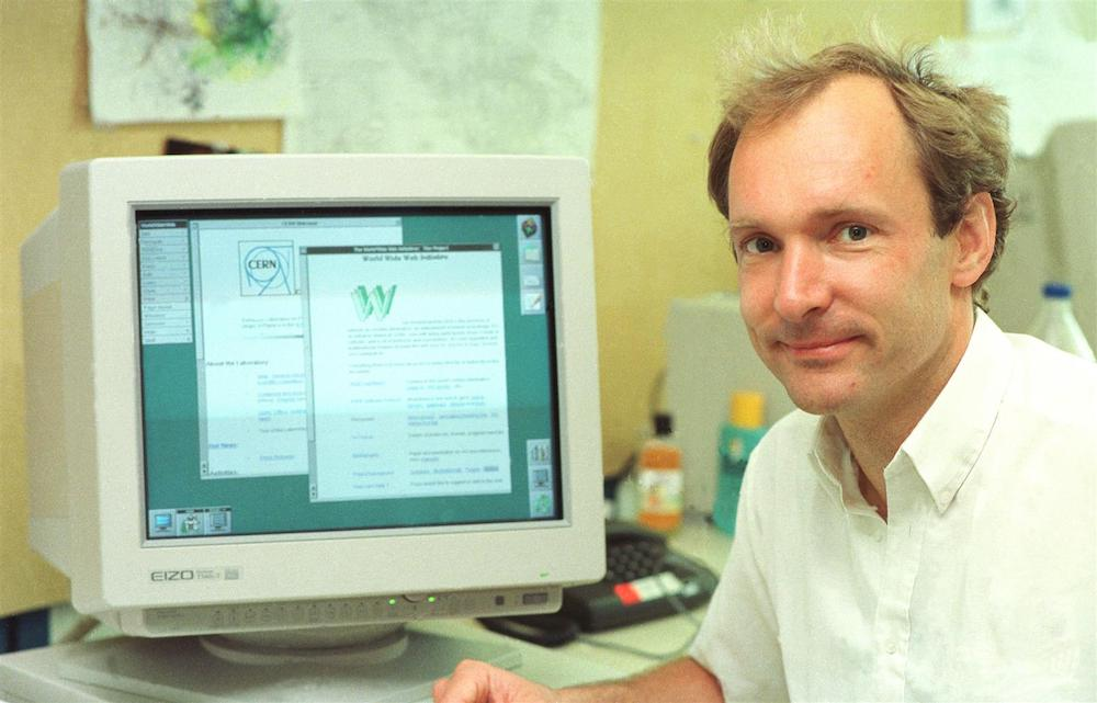 Tim Berners-Lee CERN