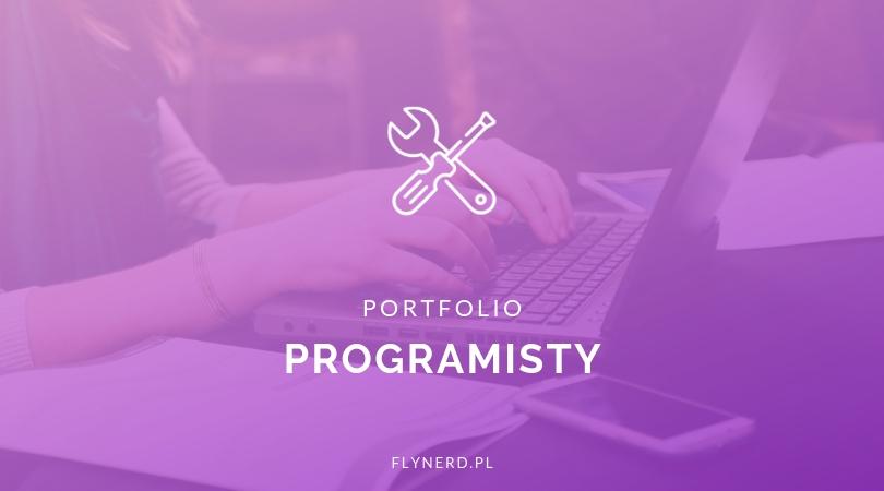portfolio programisty jak stworzyć