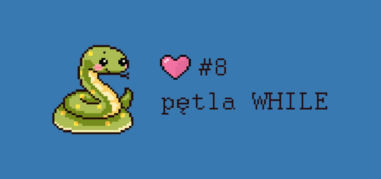 Python while pętla