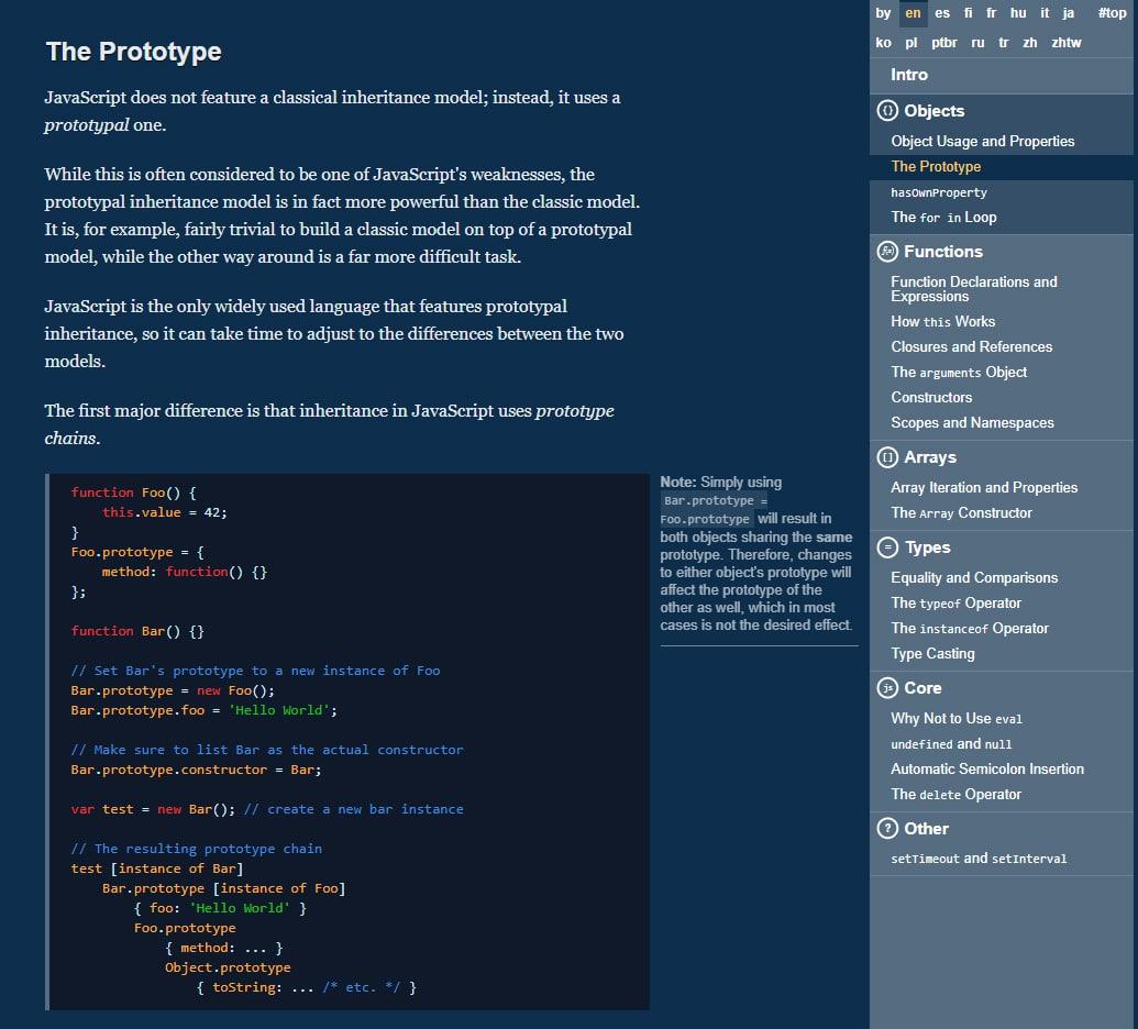 tutorial Javascript dla średniozaawansowanych