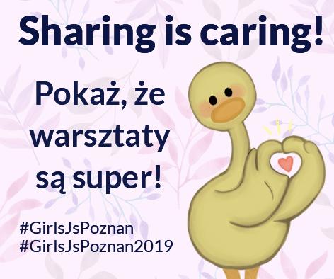 promocja girlsjs Poznan