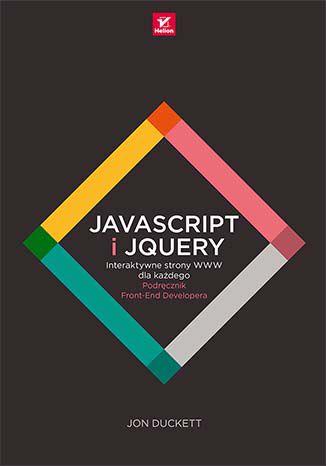 JavaScript i jQuery książka