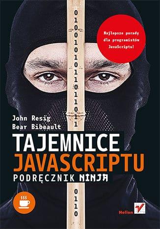 Tajemnice JavaScript książka