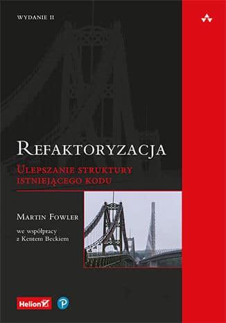 książka javascript Refaktoryzacja